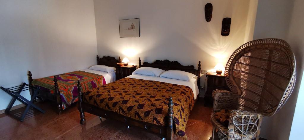 at A Casa di Tom B&B the rooms