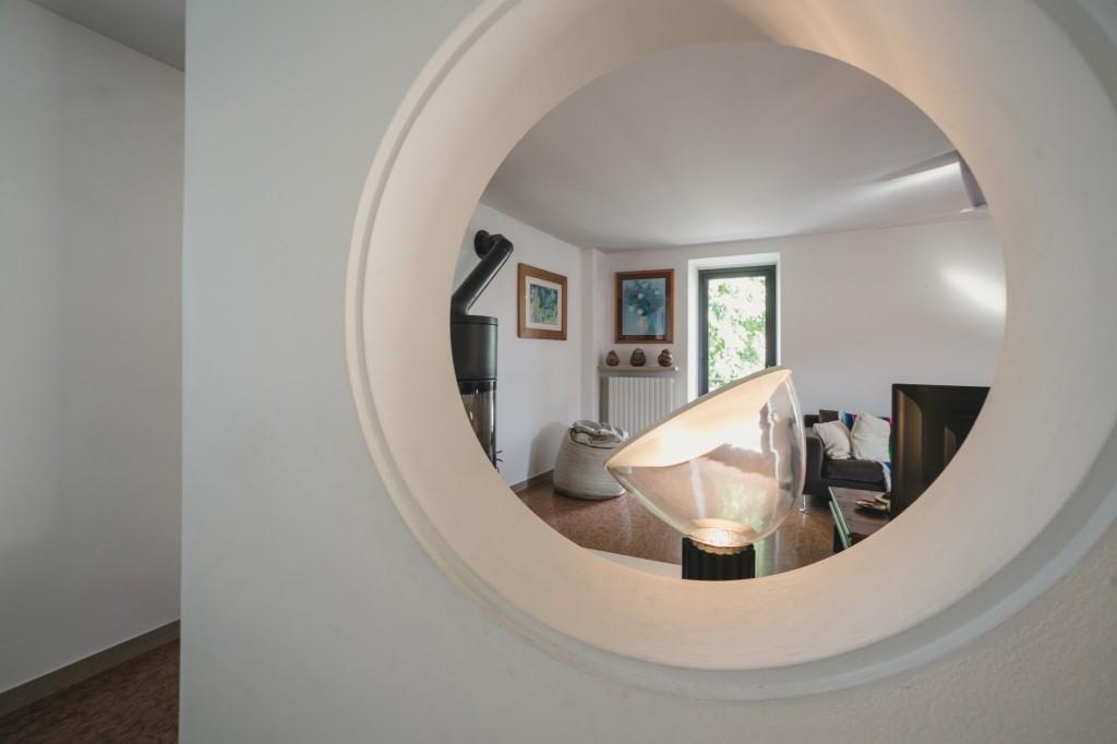 im Casa di Tom B & B stilvolle Details und Interieurs